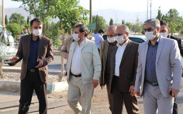 استاندار سمنان :  فعالیتهای شهرداری سمنان در بازآفرینی شهری قابل تقدیر است