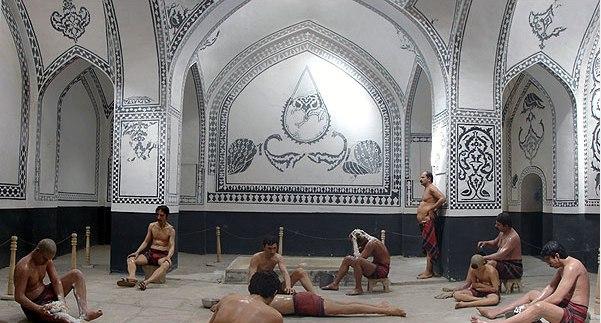 تملک بنای تاریخی حمام شیشه سنندج توسط شهرداری این شهر/حمام تاریخی شیشه در مسیر بازآفرینی