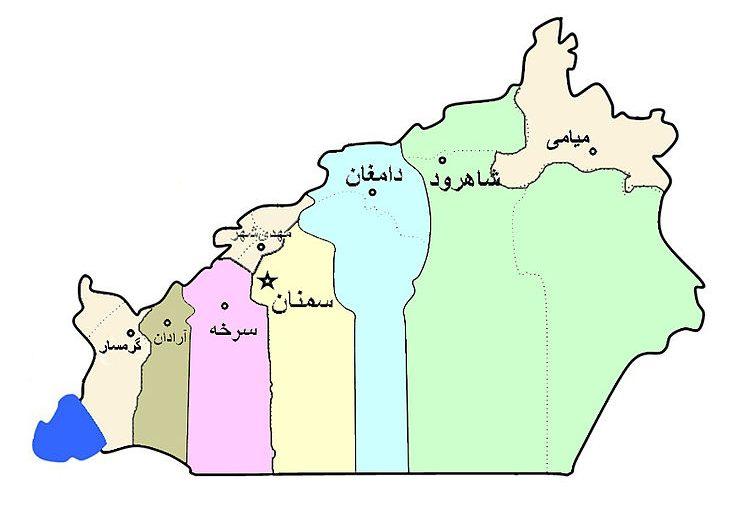 ساماندهی سکونتگاه های غیررسمی درشهرهای سمنان شرقی